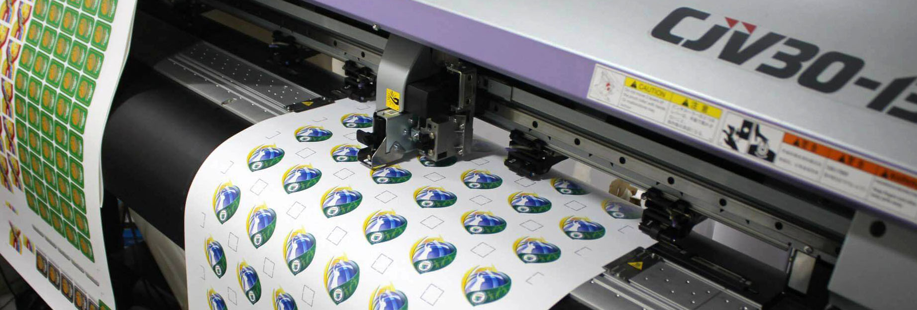 Custom labels and stickers